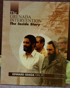 The Book: THE GRENADA INTERVENTION (The Inside Story)!