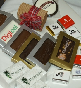 Branded Gift Giving Chocolate!