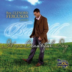 Album Cover: It's A Beautiful Day!