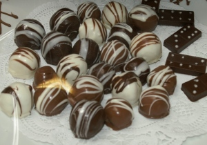 Chocolate designs!