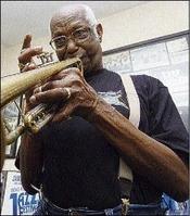 Sonny Bradshaw, Jazz Musician!