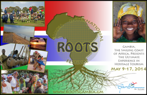 Experience Gambia Roots Festival May 9 - 17, 2014