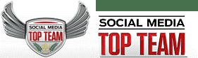 Socal Media Top Team Logo